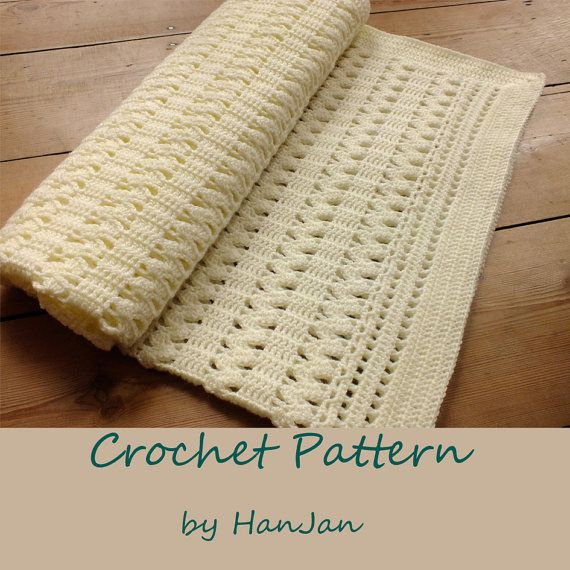 The Zigzag Blanket - Instant Download PDF Crochet Pattern | Projekte ...