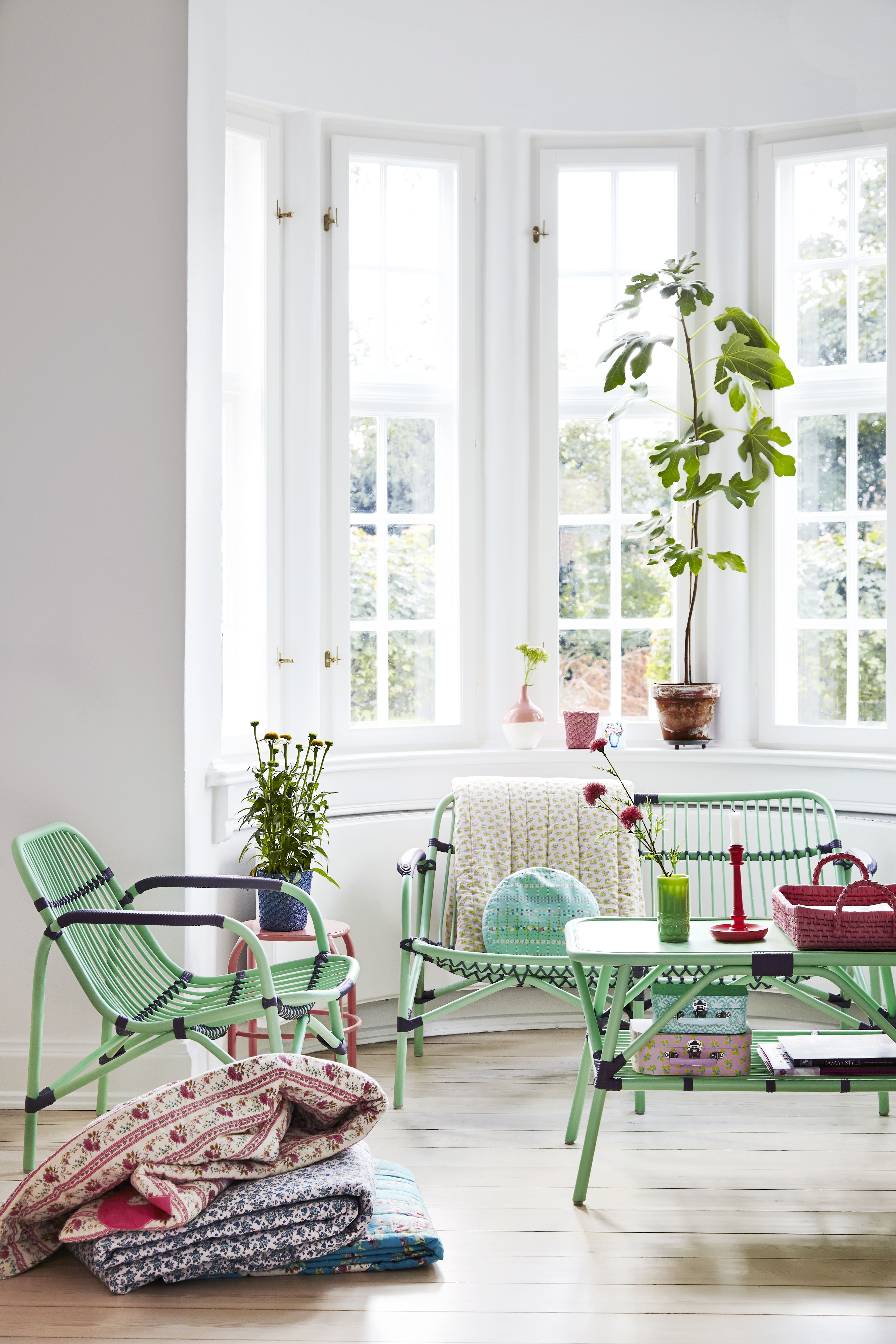Green Cane furniture SS15 collection | בית | Pinterest | Cane ...