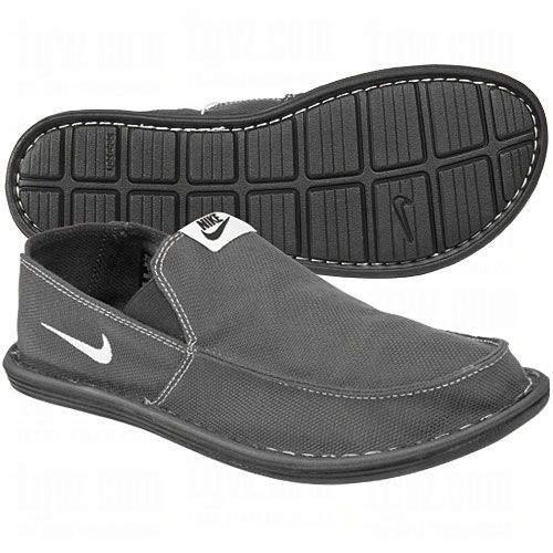 eaab8c8f4fa Image for NIKE Mens Solarsoft Grillroom NG Slip On Shoes from TGW.com - The  Golf Warehouse