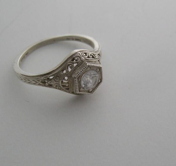 Antique Engagement Ring Mountings 49 Engagement Rings