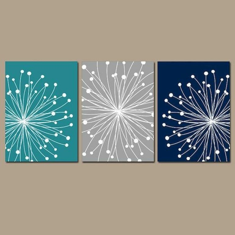60 Easy Diy Canvas Painting Ideas For Decorate Your Home 19 Art