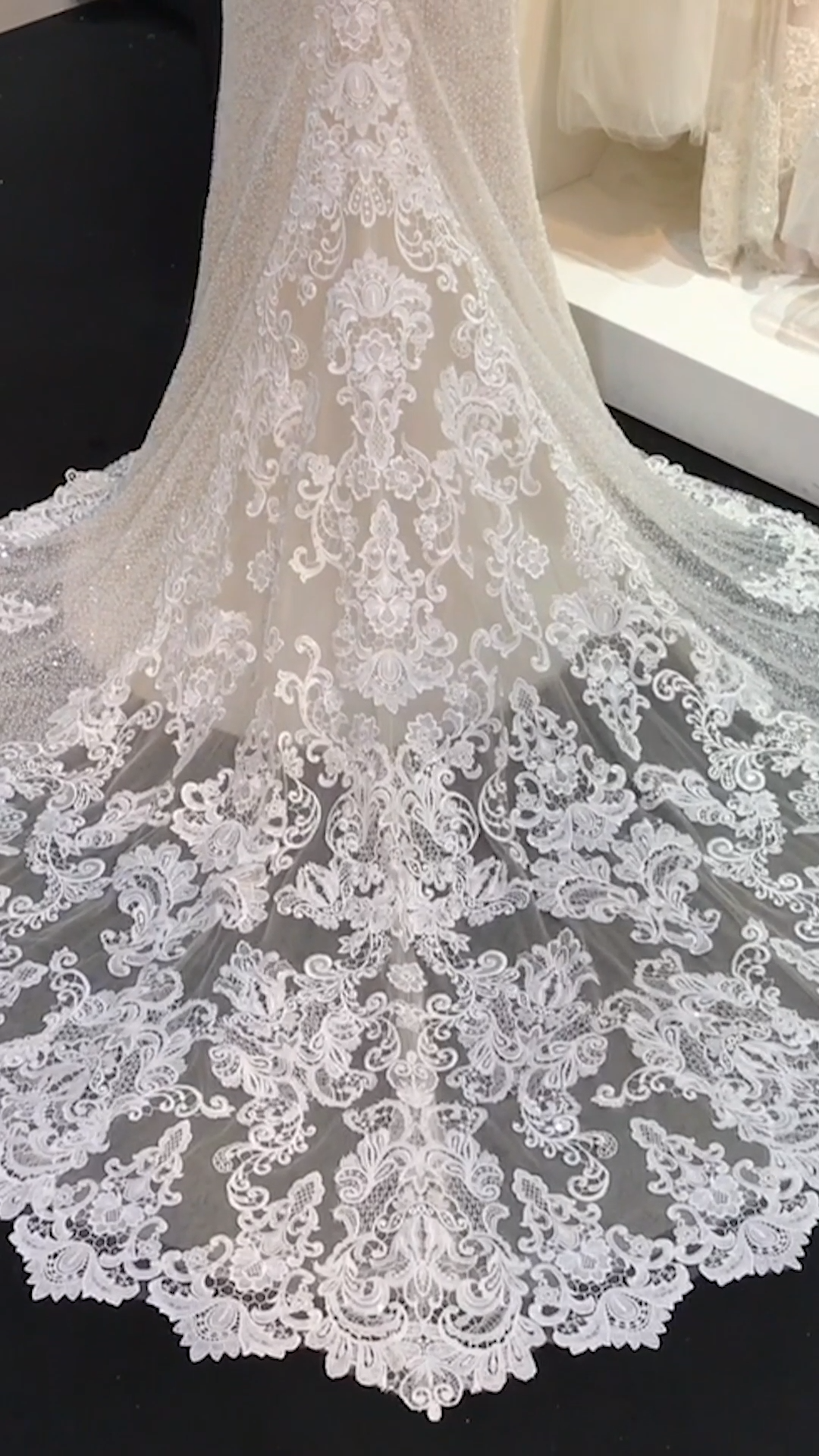 93d75393327 We are loving MIDORI  Enzoani  wedding  weddingdress  weddinggown