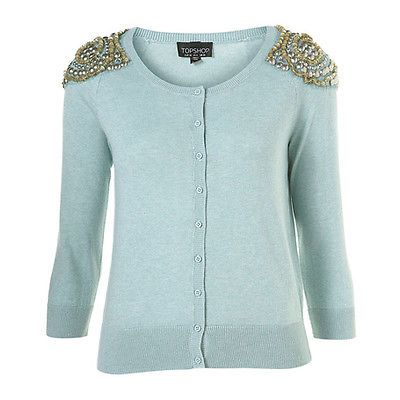 Mint green, sequin cardigan | Clothes, shoes, bags and jewellery ...