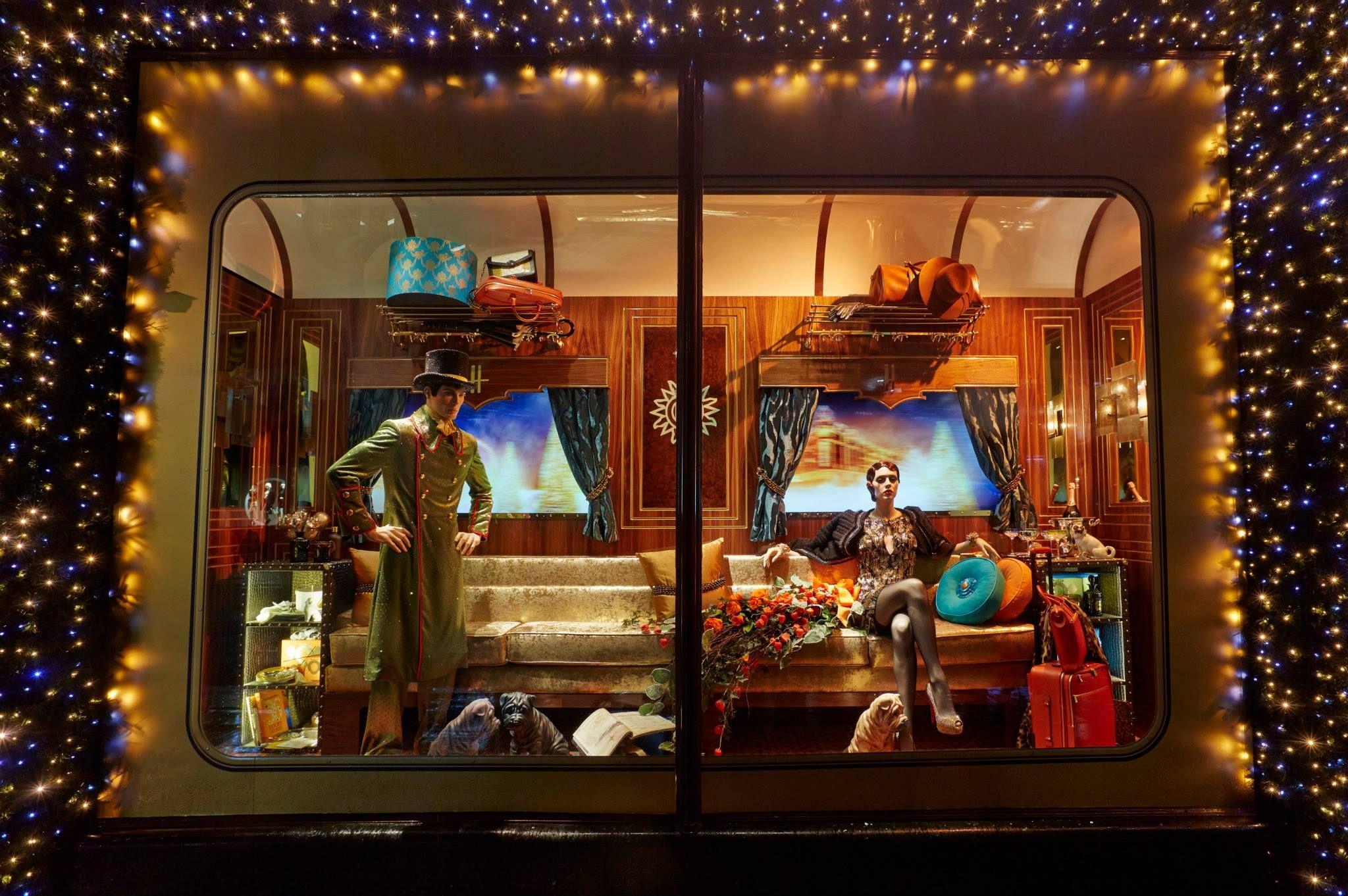 harrods christmas decorations
