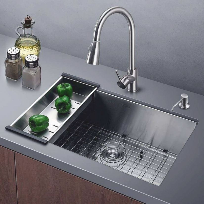 Deep Undermount Kitchen Sinks Steel Kitchen Sink Single Bowl Kitchen Sink Best Kitchen Sinks