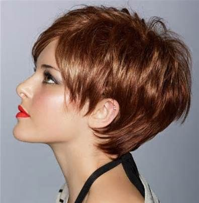 Plus Size Short Hairstyles Women Over 50