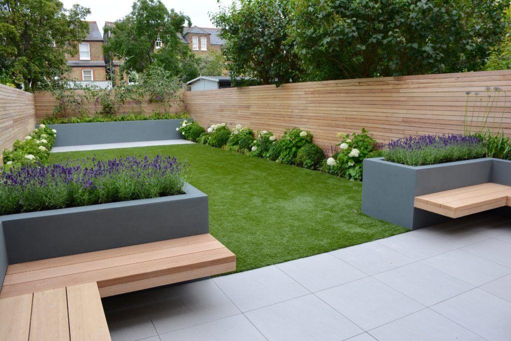 Balham London Tom Howard Gardens Home Garden Design Small Backyard Landscaping Garden Design Layout