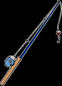 Fishing Pole Image Vector Clip Art Online Royalty Free Public Domain Fish Printables Fishing Pole Clip Art