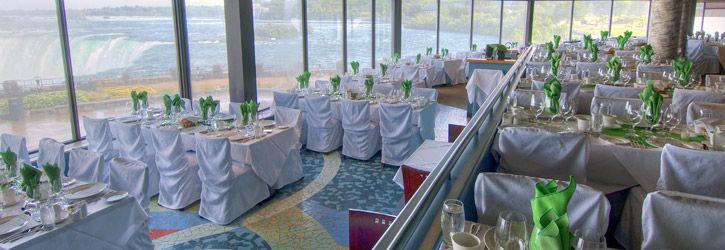 Reception Wedding Venues Ontario Niagara Falls Wedding Fall Wedding