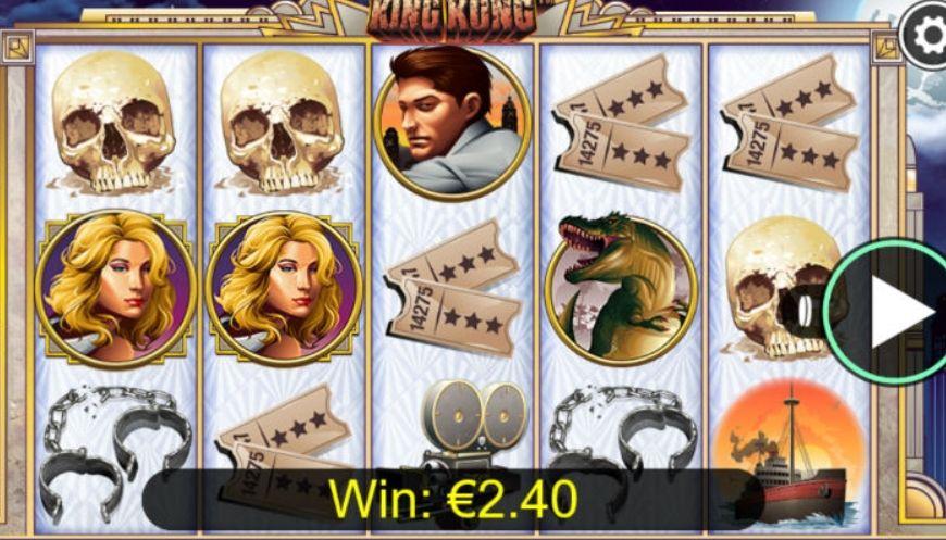 Кинг конг играть игровые автоматы игровые автоматы турниры бесплатно и без регистрации