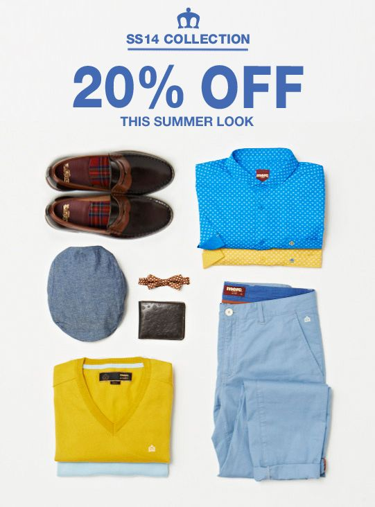 Merc Style - Get set for summer !