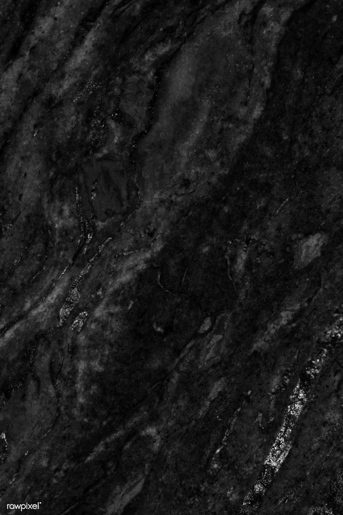 Pin By Rawpixel On Wallpapers In 2020 Marble Texture Flowers Black Background Free Illustrations