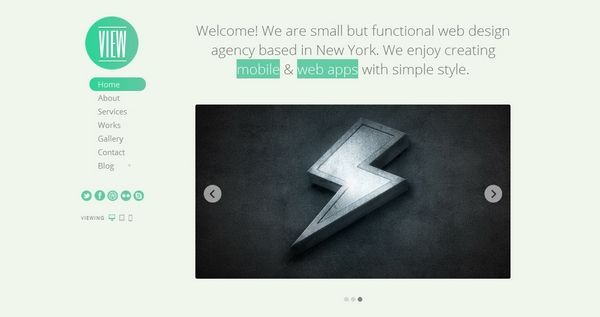 30 Free and Premium HTML/CSS Responsive Website Templates | Ginva