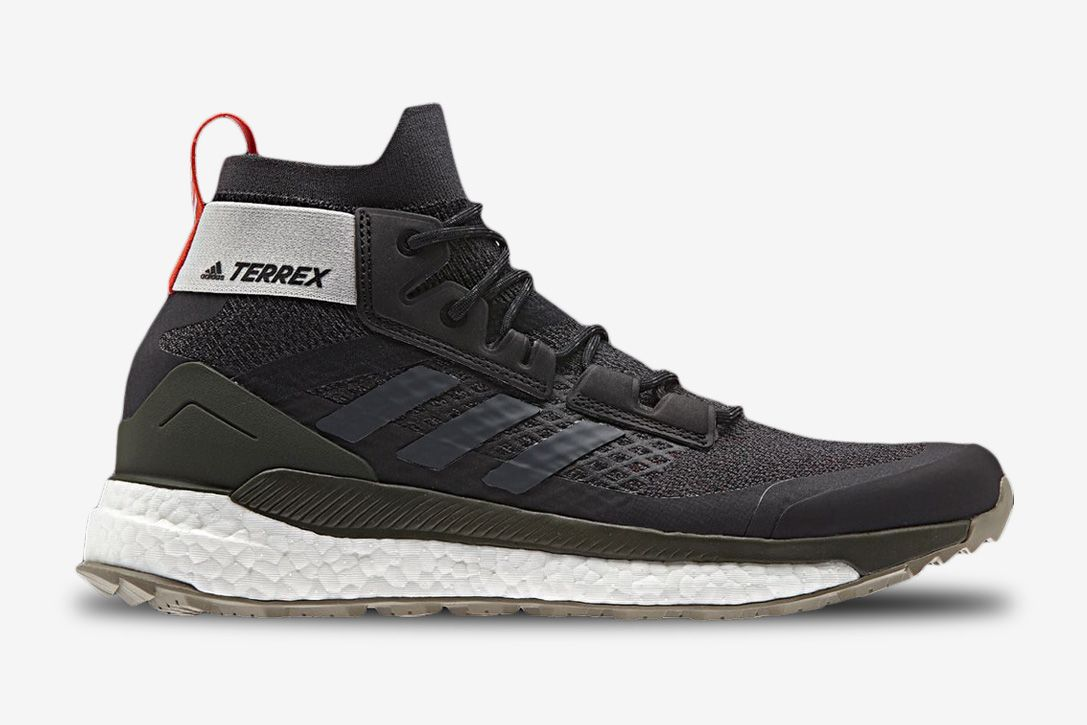 Adidas Terrex Free Hiker Sneaker Boots Trail Friendly Hiking Footwear With The Brand S Primeknit Boost Technologies Go To Sourc Boots Sneaker Boots Sneakers