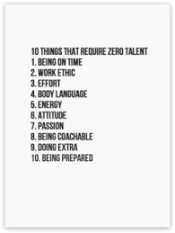 photo regarding 10 Things That Require Zero Talent Printable identify Impression outcome for 10 variables that have to have zero ability poster