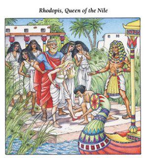 Inilah Kisah Cinderella Rhodopis Dari Mesir Disney Facts