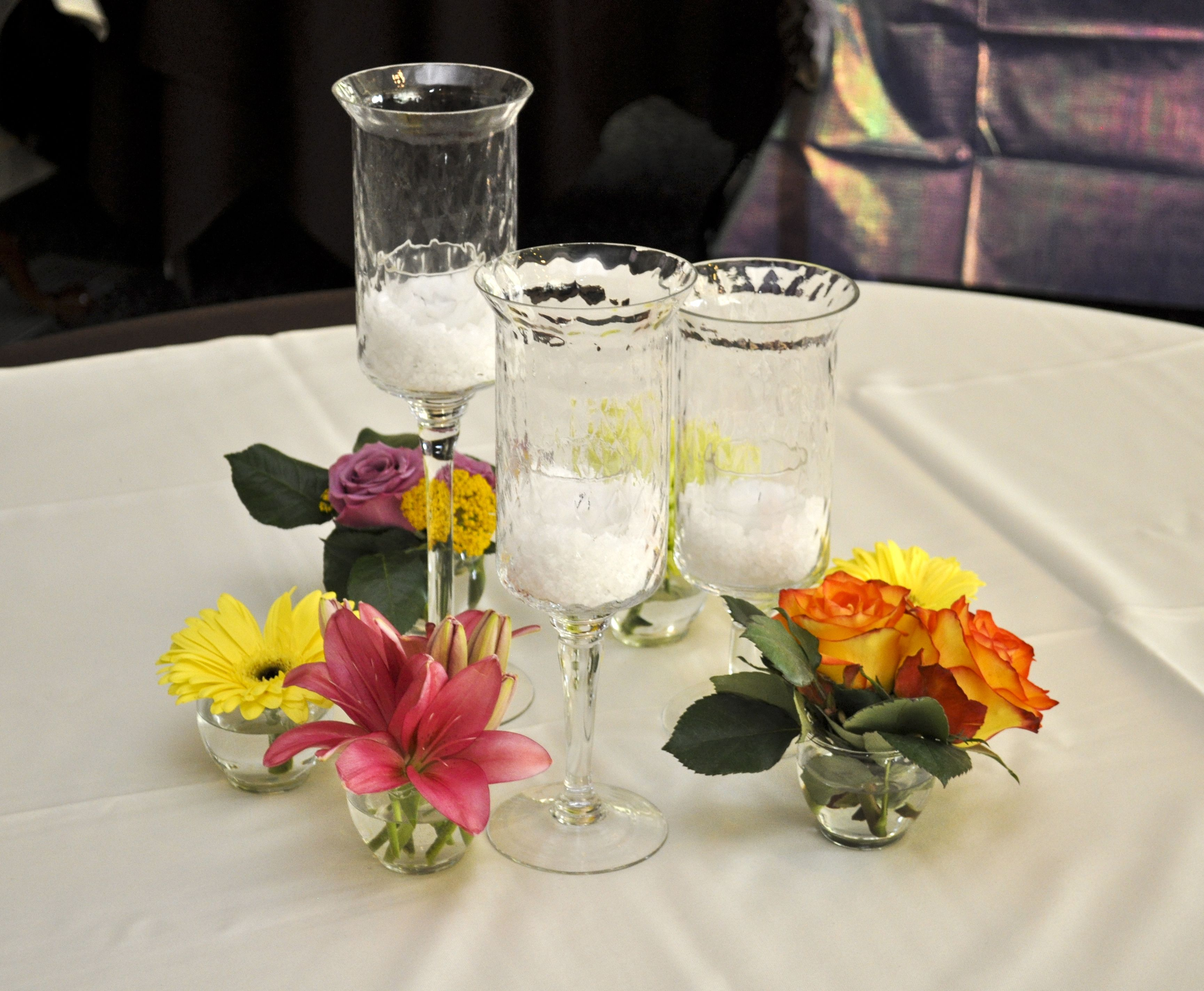 Wedding Event Centerpiece Collection Not Your Typical