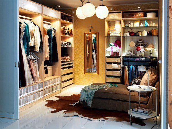 High Quality Ikea Cowhide Rug Walk In Closet Design Ideas Closet Organizers