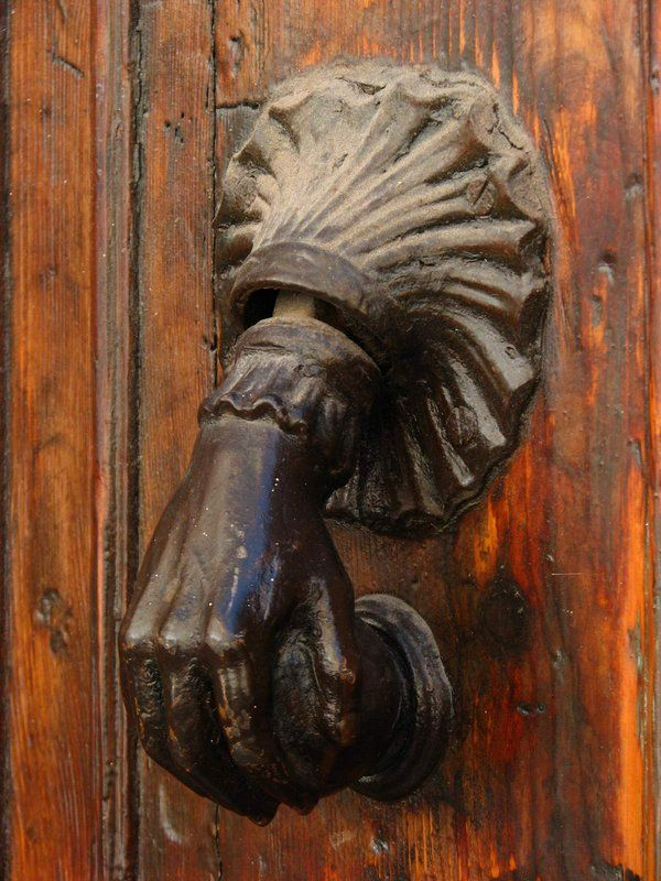 Hand Door Knocker   Google Search