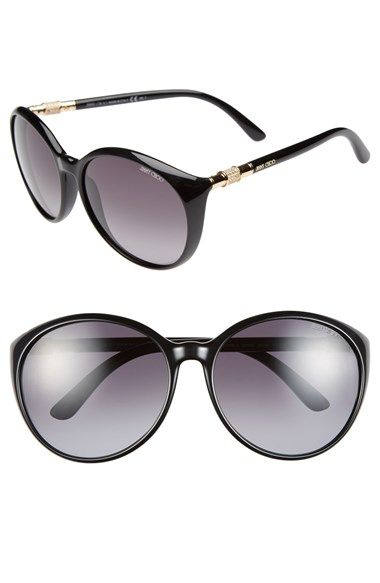 ec901680392e8 Jimmy Choo  Marine  59mm Sunglasses available at  Nordstrom