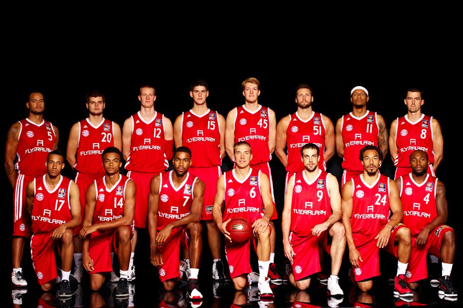 fcb bayern basketball