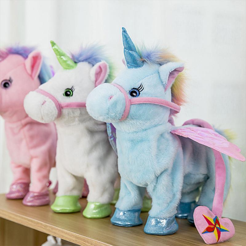 Magic Walking & Singing Unicorn #me #love #fun #inspireuplift In the world  of unicorn toys, this Magic Walk… | Unicorn plush, Unicorn toys, Unicorn  stuffed animal