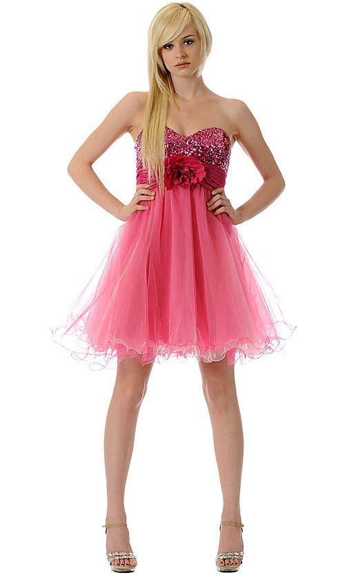 vestido-de-graduacion-para-adolescentes7.jpg (500×833) | Vestidos de ...