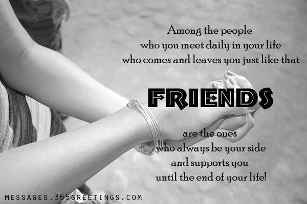 FRIENDSHIP MESSAGES DOWNLOAD