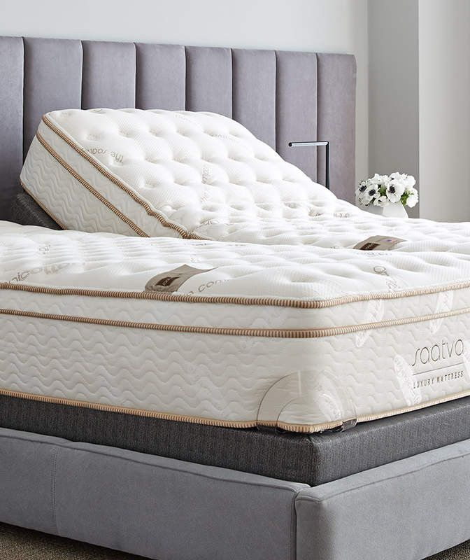 This Is The Bed Of Your Dreams Real Simple Best Mattress Mattress Adjustable Beds