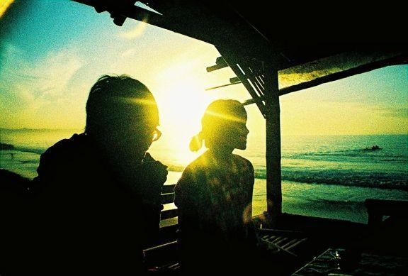 Be like the sun by bebopbebop - lomography
