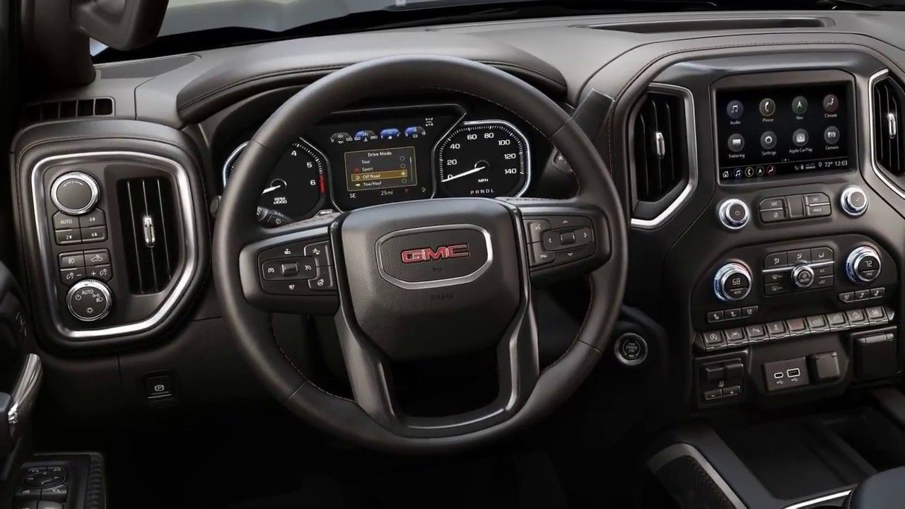 All New 2019 Gmc Sierra At4 Standard 4wd 2019 Gmc Sierra At4 Gmc Sierra Gmc Sierra