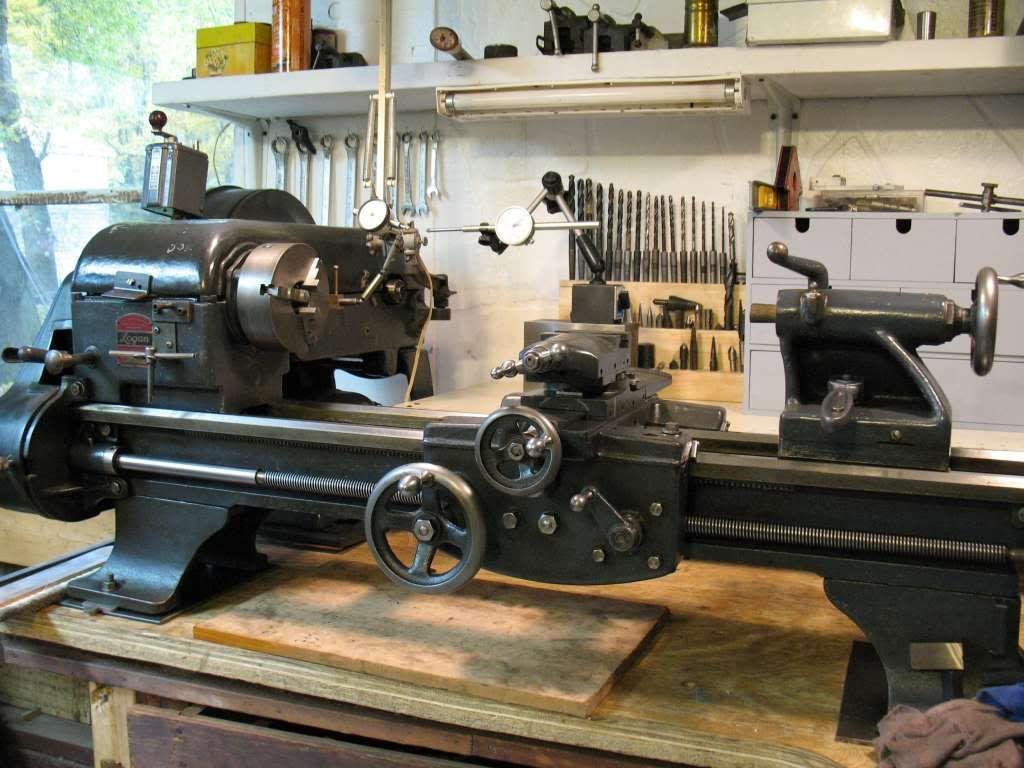 POWR-KRAFT (Logan) Lathe Info - Page 6 - Home Model Engine Machinist