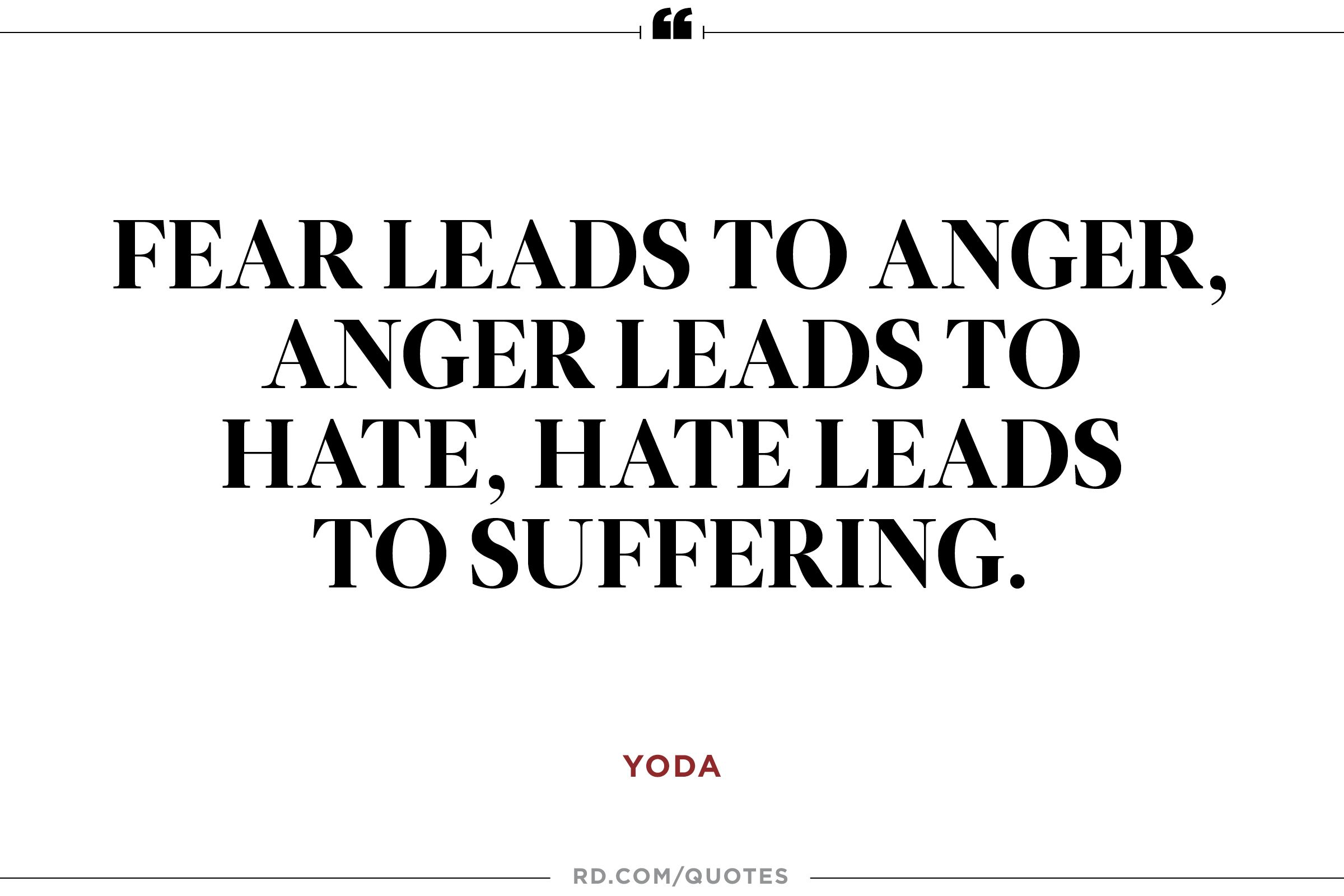 Star Wars Quotes 20 Star Wars Quotes Every Fan Should Know  Star Wars Quotes Wisdom .
