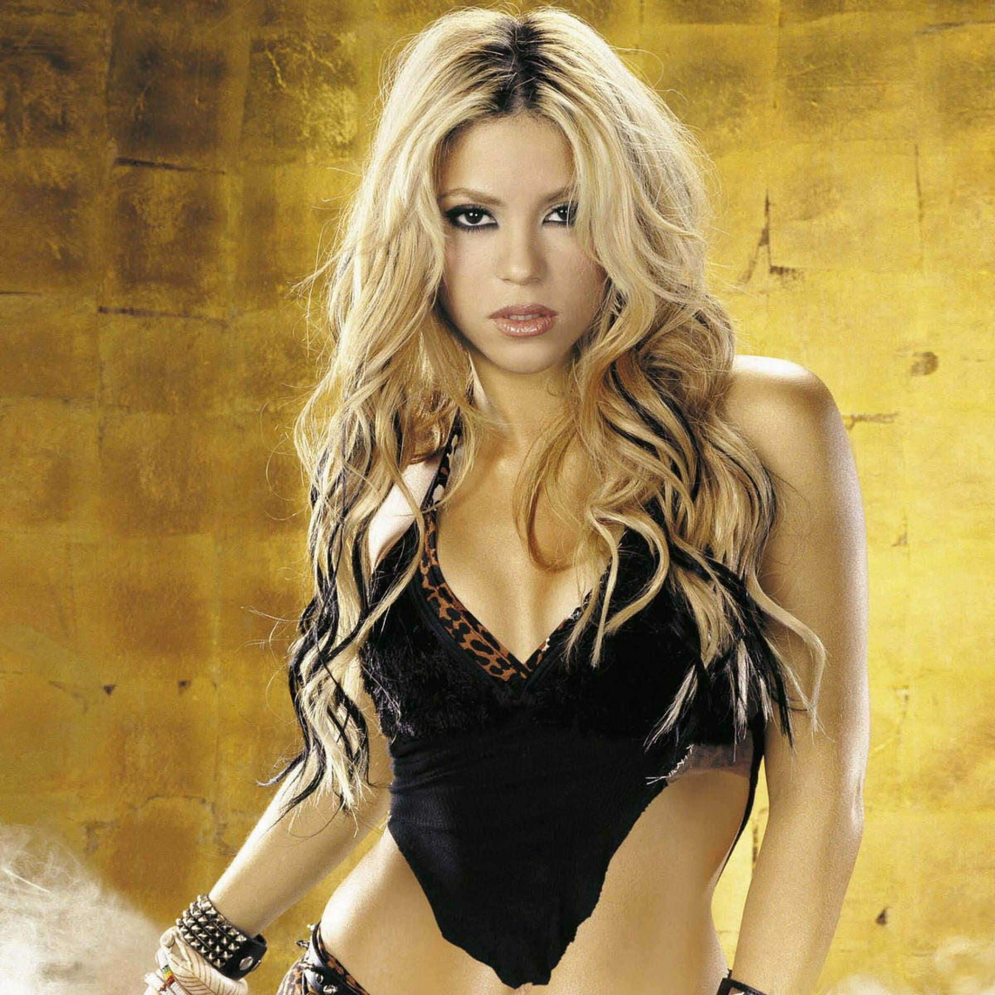 Beautiful Woman Ever Shakira Is