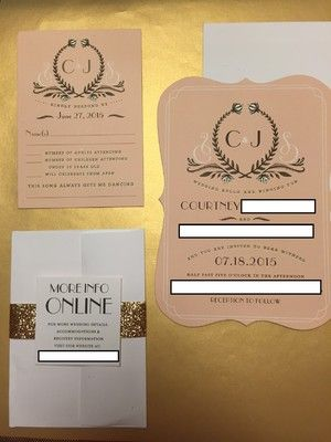 Diy invitation belly band ribbon how spinoff from show me yours diy invitation belly band ribbon how spinoff from show me yours solutioingenieria Image collections