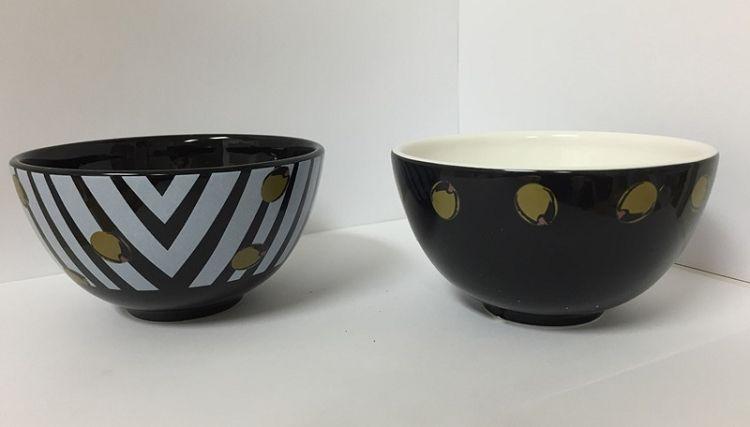 Martini Lounge Bowl (set of 6)