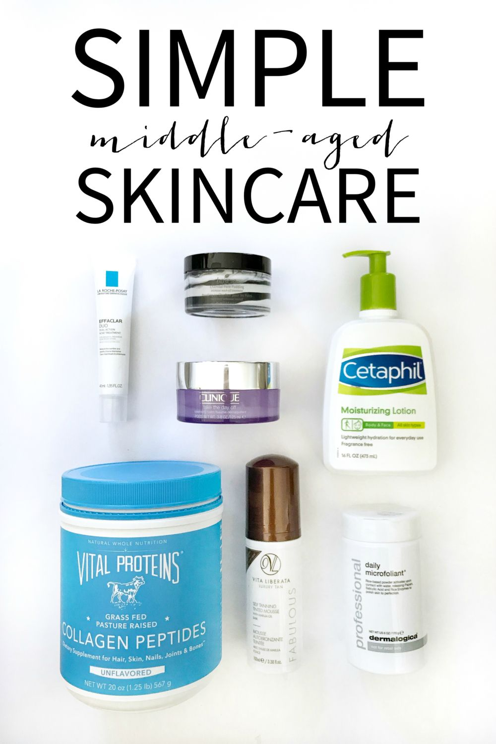 Middle Aged Skincare Routine To Keep Your Face Looking Fresh Aging Skin Care Skin Care Simple Skincare