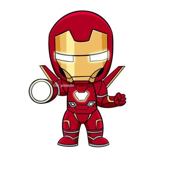 Png Iron Man Captain America Captain Marvel Black Widow Etsy Iron Man Cartoon Iron Man Drawing Iron Man Artwork