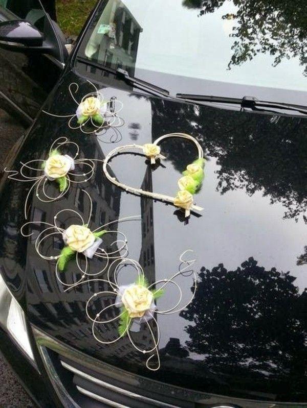 D coration de voiture pour le mariage en malaisie d co pinterest mariage et d coration - Decoration de voiture ...