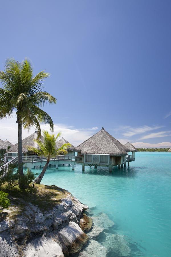 best overwater bungalow resorts bora bora st regis by stovall