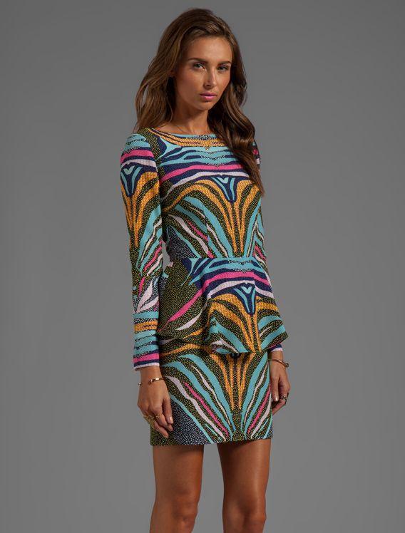 4d0a9f1adb82 I love this peplum Animal Print Dresses, Animal Print Fashion, Animal Prints,  Mara