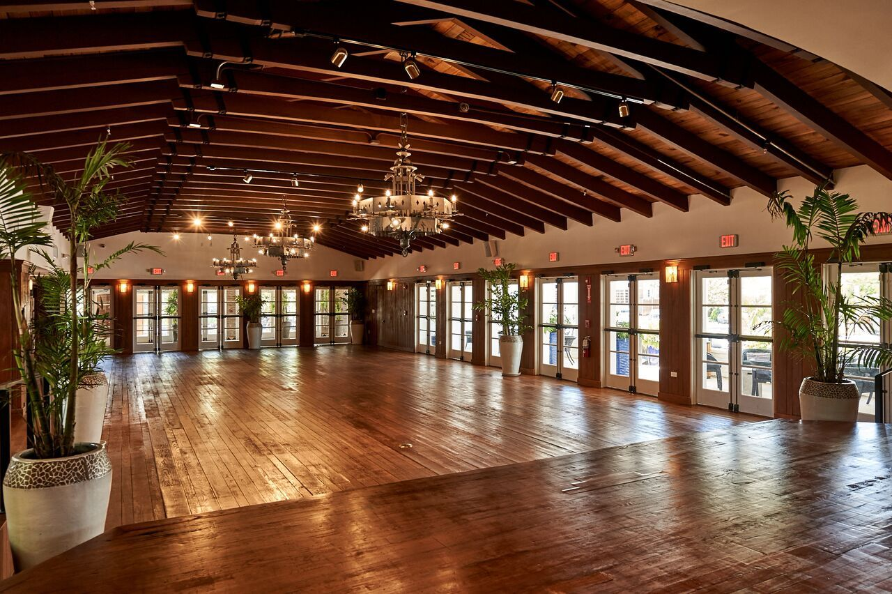 Miami Beach Woman's Club Florida wedding venues, Miami