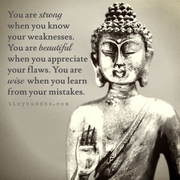 You Are Strong, Beautiful, and Wise - Tiny Buddha