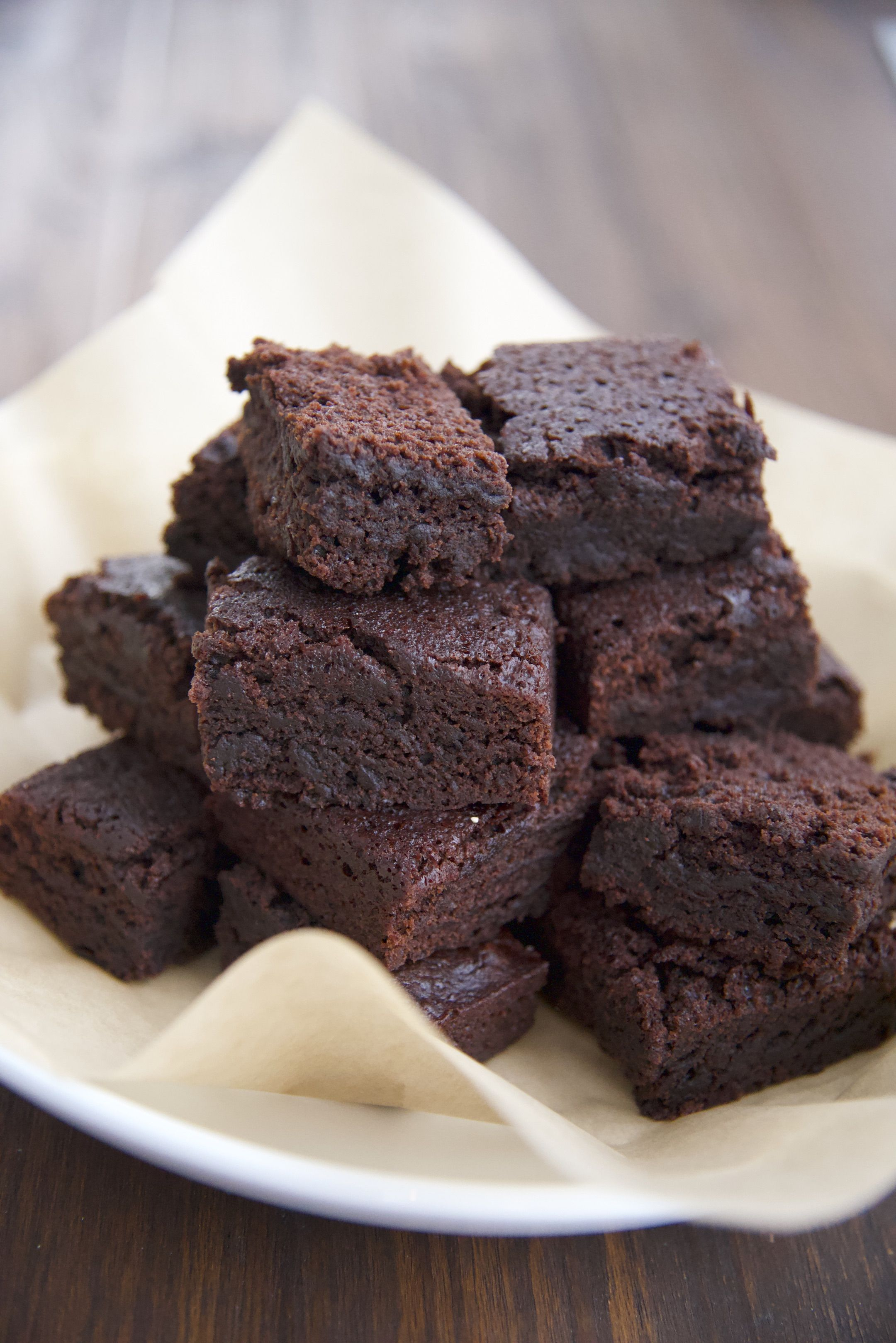 Traditional Brownies Vegan No Bells And Whistles This