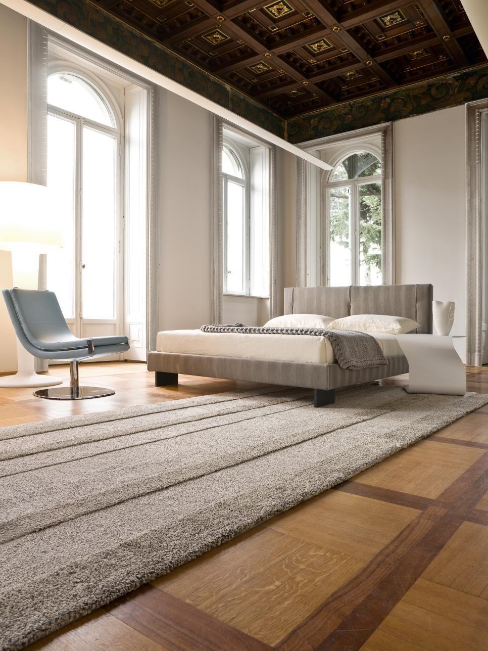 Schluss mit dem Teppich: 17 Schlafzimmer Bodenbeläge in 17