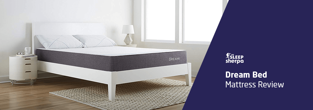 Dream Bed Mattress Review From The Sleep Sherpa Mattress Dreams Beds Mattresses Reviews