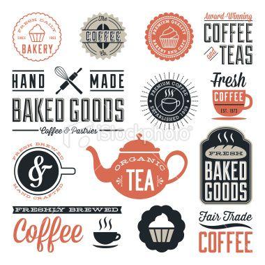 Set Of Vintage Labels And Design Elements Colors Are Global And Each Disenos De Unas Productos Innovadores Diseno Retro