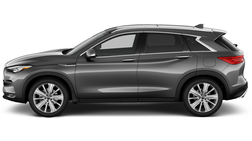 2020 Qx50 In Graphite Shadow Best Suv Cars Crossover Suv Suv