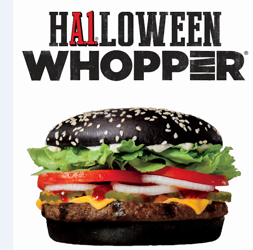We tasted Burger King's black Halloween Whopper. Here, the verdict ...