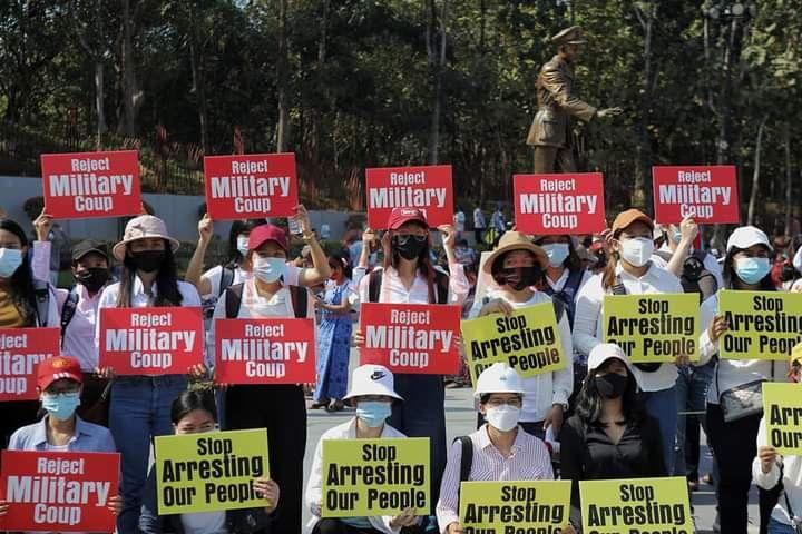 Save Myanmar